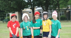 Year 6 Dressing Up Group 1